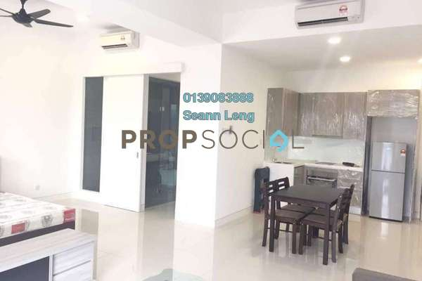 For Rent Serviced Residence at Arnica Serviced Residence @ Tropicana Gardens, Kota Damansara Leasehold Fully Furnished 1R/1B 2.05k