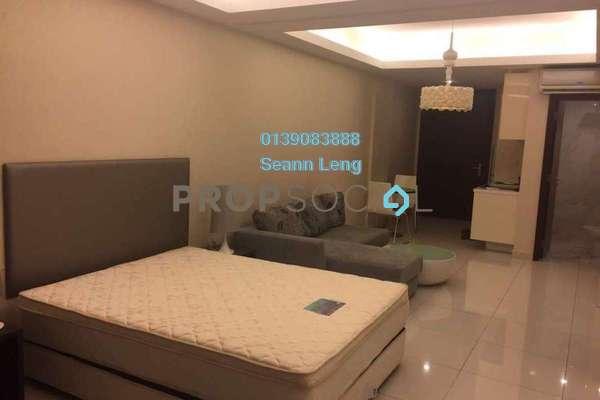 For Rent Condominium at Carlton, Sri Hartamas Freehold Fully Furnished 0R/1B 1.8k