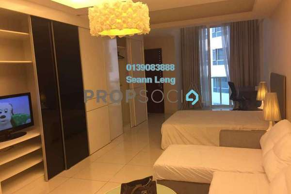 For Rent Condominium at Chelsea, Sri Hartamas Freehold Fully Furnished 0R/1B 1.75k