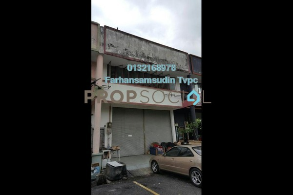 For Rent Factory at Saujana Indah Industrial Park, Saujana Freehold Unfurnished 0R/0B 3.8k