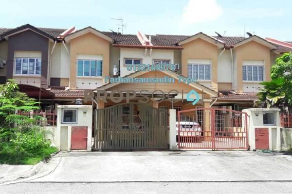 For Sale Terrace at Mayang Sari, TTDI Jaya Freehold Unfurnished 4R/3B 600k