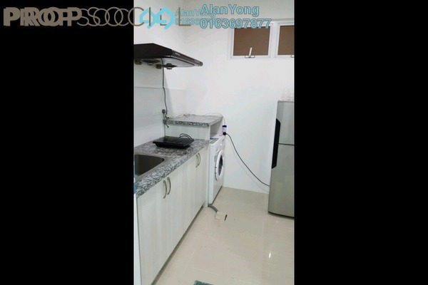 For Rent Condominium at Binjai 8, KLCC Freehold Fully Furnished 1R/2B 3k