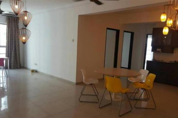 For Rent Condominium at Sri Jati II, Old Klang Road Freehold Semi Furnished 3R/2B 1.6k