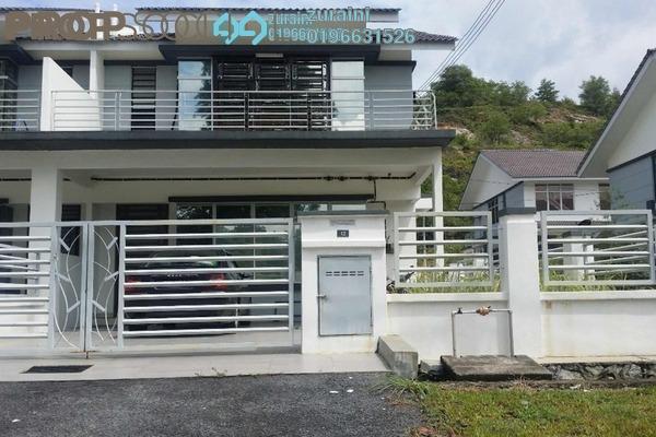 For Rent Terrace at Taman Mawar, Bandar Baru Salak Tinggi Freehold Semi Furnished 5R/3B 1.6k