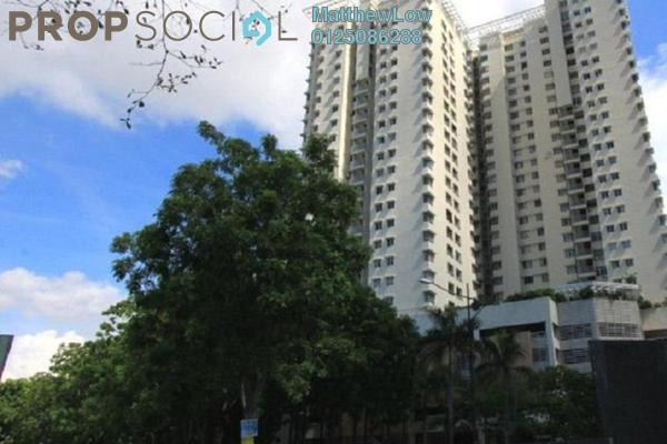 For Sale Apartment at Parkview Towers, Bukit Jambul Leasehold Unfurnished 3R/2B 330k
