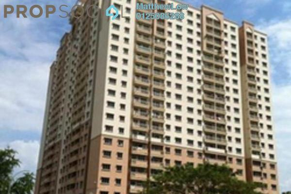 For Rent Apartment at Prai Inai, Seberang Jaya Freehold Unfurnished 3R/2B 800translationmissing:en.pricing.unit