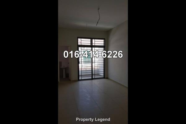 For Sale Terrace at Bandar Seri Botani, Ipoh Freehold Semi Furnished 5R/3B 748k