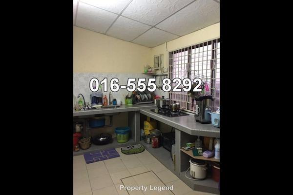 For Sale Terrace at Taman Arkid, Menglembu Leasehold Unfurnished 3R/2B 189k