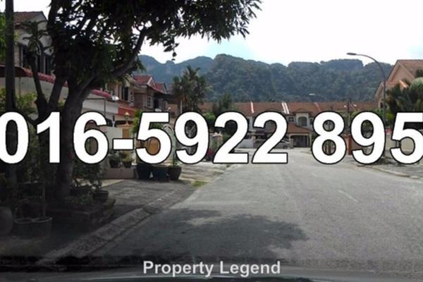 For Sale Terrace at Bandar Baru Tambun, Tambun Leasehold Unfurnished 3R/3B 428k