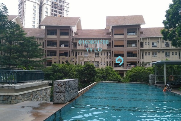 For Sale Condominium at Seri Maya, Setiawangsa Freehold Fully Furnished 4R/3B 930k