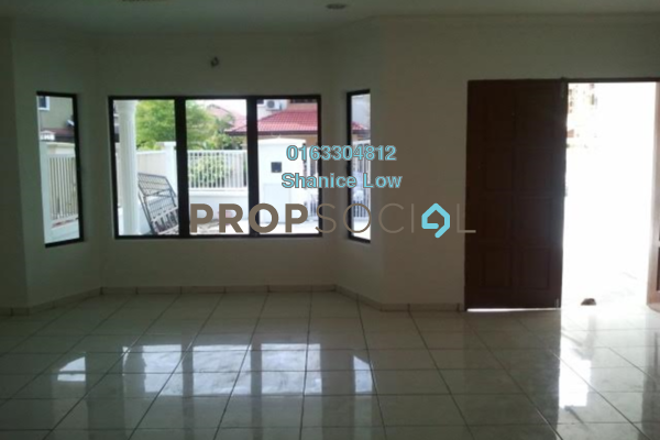 For Rent Terrace at Mutiara Indah, Puchong Leasehold Semi Furnished 4R/3B 1.6k