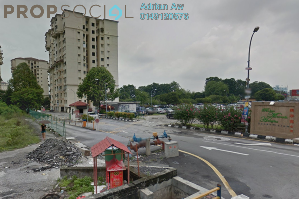For Rent Condominium at Pandan Mewah Heights, Pandan Indah Leasehold Unfurnished 3R/2B 1.2k