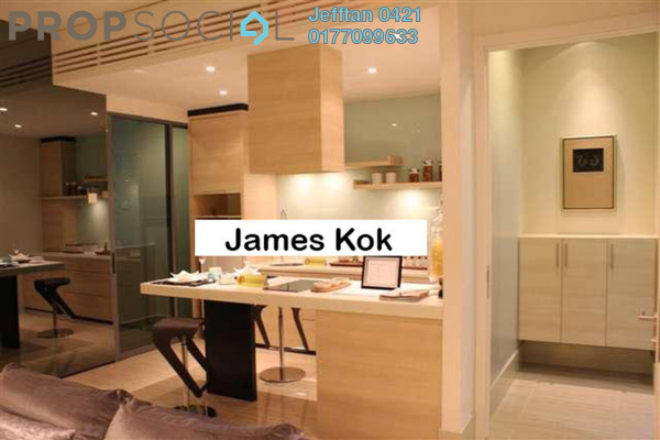 For Rent Condominium at Eve Suite, Ara Damansara Freehold Fully Furnished 1R/1B 1.8k