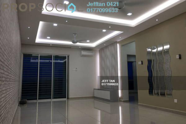 For Rent Condominium at Silk Residence, Bandar Tun Hussein Onn Freehold Unfurnished 1R/1B 1k