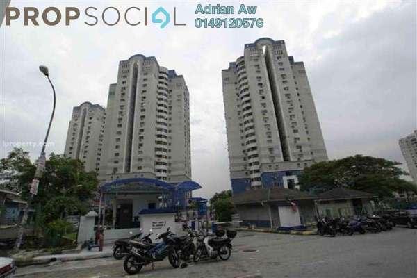 For Rent Condominium at Bukit Pandan 1, Pandan Perdana Freehold Fully Furnished 3R/2B 1.6k