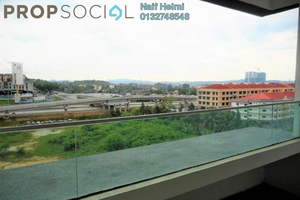 For Sale Condominium at Tiara ParkHomes, Kajang Freehold Semi Furnished 3R/2B 400k