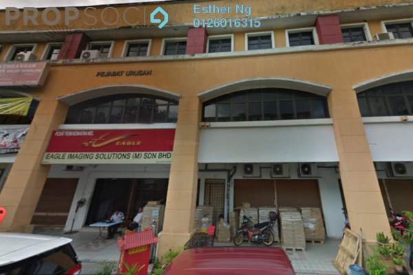 For Sale Shop at Taman Sri Bintang, Kepong Freehold Unfurnished 0R/0B 2m