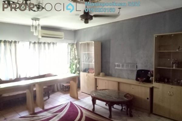For Sale Apartment at Baiduri Apartment, Desa Pandan Leasehold Semi Furnished 3R/2B 365k