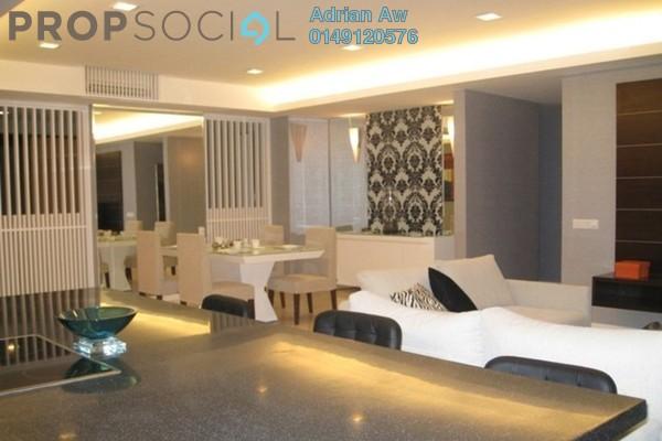 For Rent Condominium at Menara City One, Dang Wangi Freehold Semi Furnished 3R/2B 2.2k