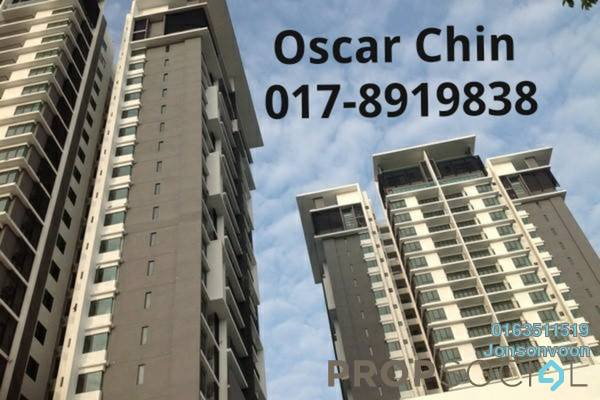 For Rent Condominium at Gembira Residen, Kuchai Lama Freehold Semi Furnished 3R/2B 2k
