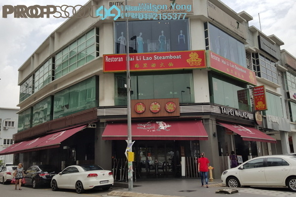 For Sale Shop at Kuchai Entrepreneurs Park, Kuchai Lama Leasehold Fully Furnished 0R/6B 8.2m