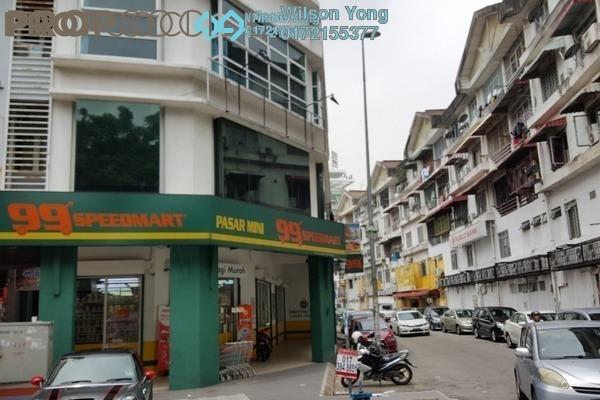For Rent Shop at Kuchai Entrepreneurs Park, Kuchai Lama Leasehold Fully Furnished 0R/2B 4.9k