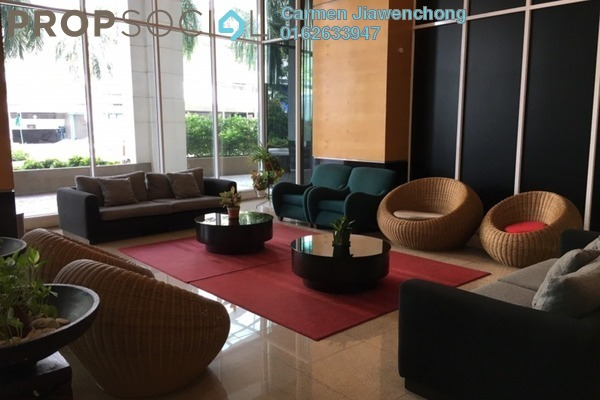For Rent Condominium at Casa Suites, Petaling Jaya Freehold Fully Furnished 1R/2B 1.9k