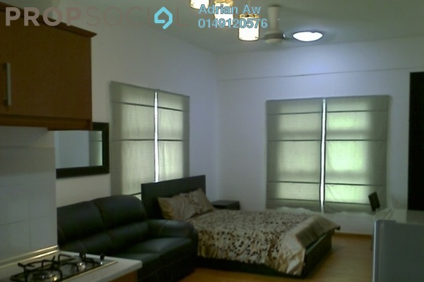 For Rent Serviced Residence at Maytower, Dang Wangi Freehold Fully Furnished 1R/1B 1.5k