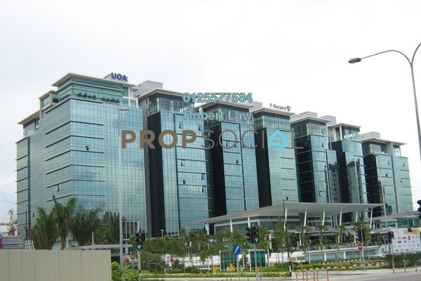 For Rent Office at The Horizon, Bangsar South Leasehold Unfurnished 0R/0B 23.1k