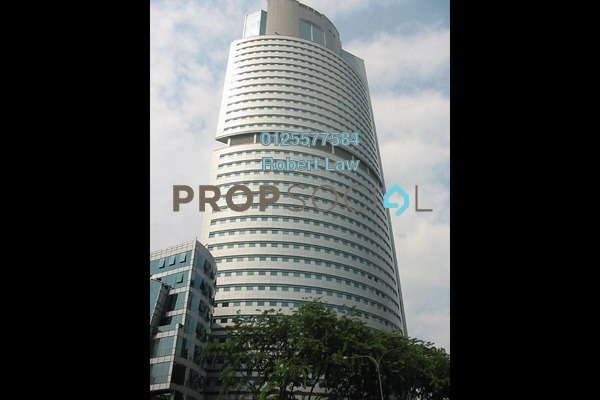 For Rent Office at Menara TH Perdana, Dang Wangi Freehold Unfurnished 0R/0B 43.5k