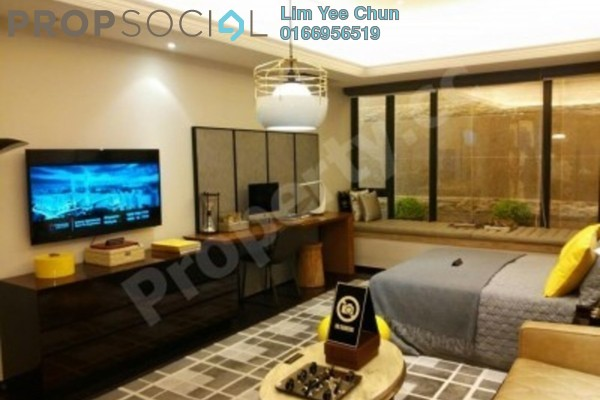 For Sale Serviced Residence at Country Heights Damansara, Kuala Lumpur Freehold Semi Furnished 3R/2B 719k