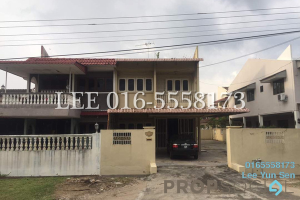 For Sale Semi-Detached at Taman Ipoh Selatan, Ipoh Freehold Unfurnished 5R/3B 600k