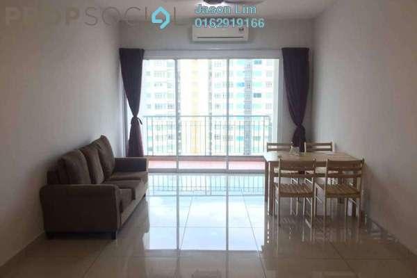 For Rent Condominium at 288 Residences, Kuchai Lama Freehold Semi Furnished 3R/3B 2.1k