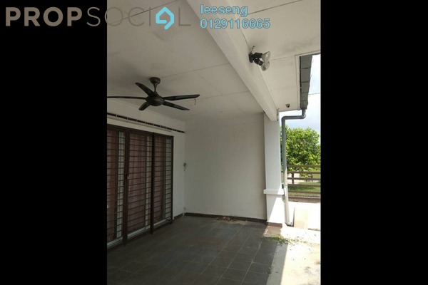 For Rent Terrace at Bandar Puteri Klang, Klang Freehold Semi Furnished 4R/3B 1.4k