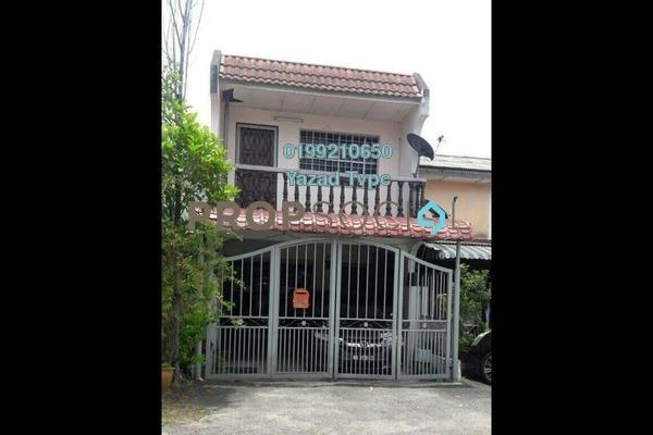 For Sale Terrace at Pandan Jaya, Pandan Indah Leasehold Fully Furnished 2R/2B 521k