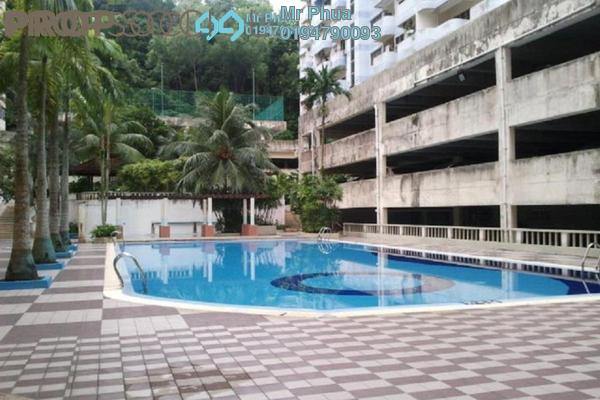 For Rent Condominium at Gambier Heights, Bukit Gambier Freehold Semi Furnished 3R/2B 1k