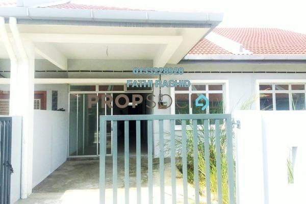 For Sale Terrace at Taman Dato Hormat, Telok Panglima Garang Freehold Unfurnished 3R/2B 278k