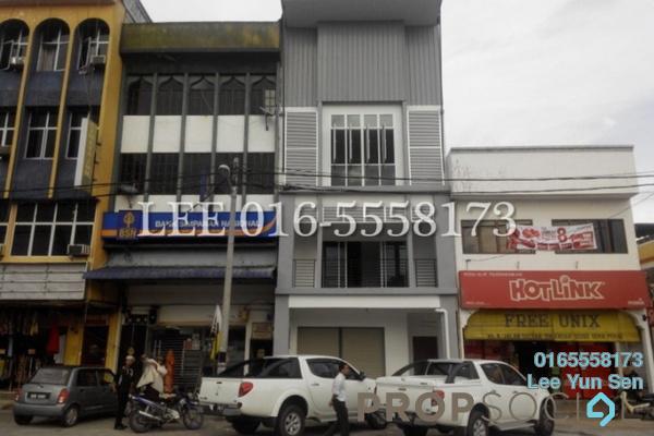 For Sale Shop at Pekan Gerik, Perak Freehold Unfurnished 0R/6B 1.7m