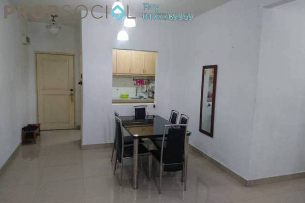 For Rent Condominium at Cengal Condominium, Bandar Sri Permaisuri Leasehold Semi Furnished 2R/3B 1.6k