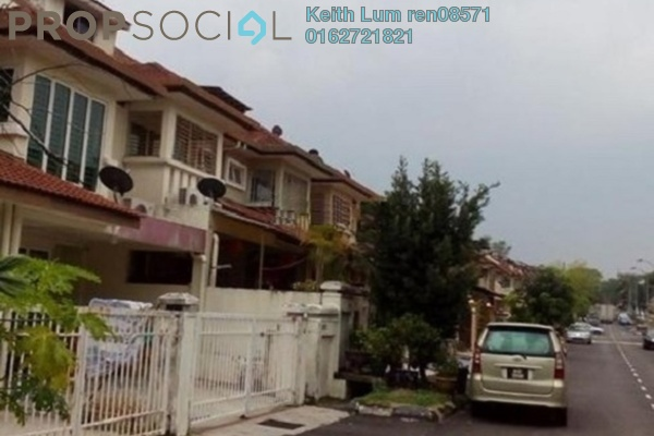 For Rent Terrace at Suakasih, Bandar Tun Hussein Onn Freehold Fully Furnished 4R/3B 1.6k