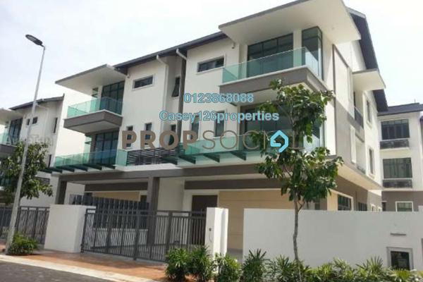 For Sale Semi-Detached at ForestHill Damansara, Bandar Sri Damansara Leasehold Unfurnished 5R/7B 3.05m