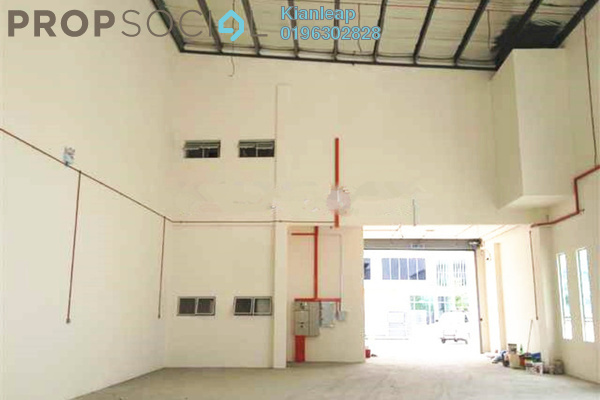 For Rent Factory at LEKAS 18, Semenyih Freehold Unfurnished 0R/0B 7k