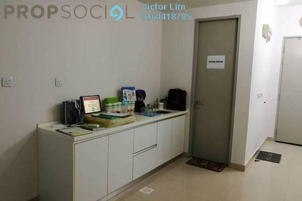For Rent Condominium at First Subang, Subang Jaya Freehold Semi Furnished 0R/1B 1.5k