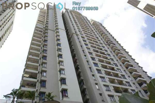 For Rent Condominium at Rivercity, Sentul Freehold Fully Furnished 3R/2B 2k