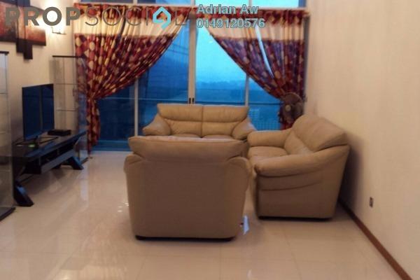 For Rent Duplex at Suasana Sentral Loft, KL Sentral Freehold Fully Furnished 5R/5B 8k