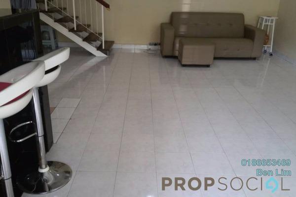 For Sale Terrace at Kemuning Avenue, Kota Kemuning Leasehold Fully Furnished 3R/2B 520k