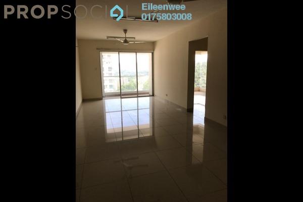 For Rent Condominium at Platinum Hill PV2, Setapak Freehold Semi Furnished 4R/2B 1.85k