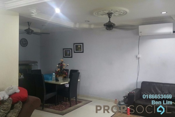 For Sale Terrace at Taman Seri Kerayong, Kapar Freehold Unfurnished 3R/3B 350k