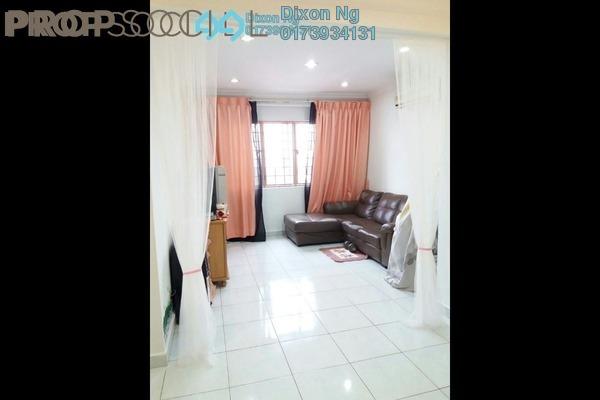 For Rent Condominium at Prisma Perdana, Cheras Freehold Semi Furnished 3R/2B 1.2k