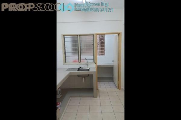 For Rent Condominium at Belimbing Heights, Seri Kembangan Freehold Semi Furnished 3R/2B 1.1k